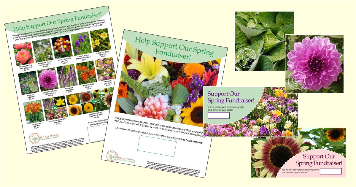 Customizable Marketing Materials Image