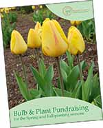 Image of Bulb and Plant Fundraising Info Packet Cover